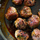 Asian-Inspired Meatballs//eatboutique.com